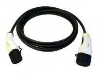 EV nabíjací kábel Typ 2 - Typ 2 16A, 3-fázový, 5m